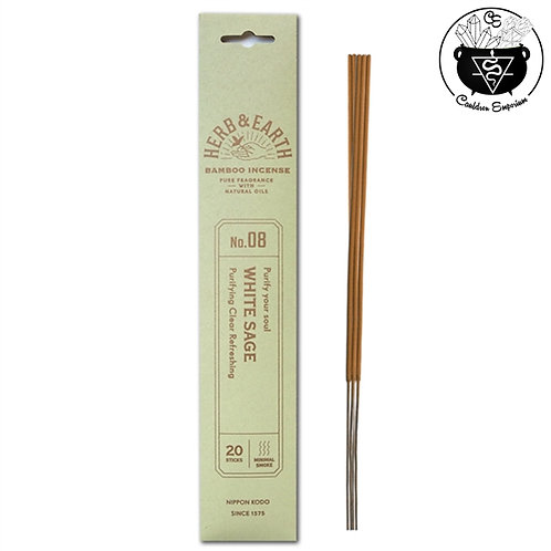 Incense - Herb & Earth - White Sage