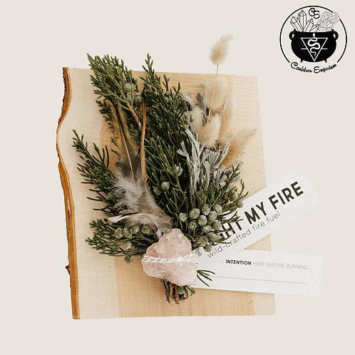Light My Fire | Rose Quartz