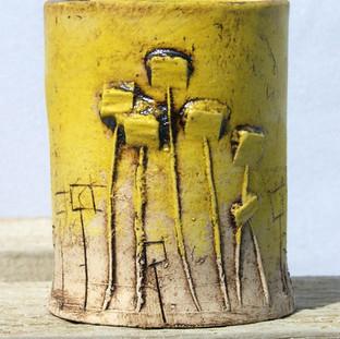 Little Pot Yellow