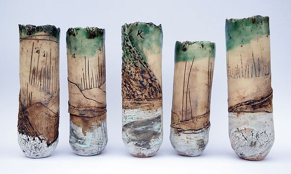 Katie Smith Ceramics. Landscape