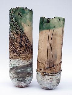 Katie Smith Ceramics   Ceramic Landscape   Stoneware 2017