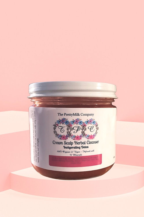 Herbal Crown Hair Growth  Scalp Cleanser