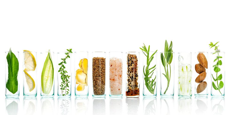 Homemade skin care with natural ingredients aloe vera, lemon, cucumber, himalayan salt, pe...d ..jpg