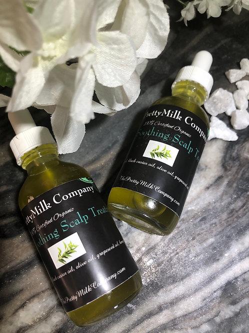 Organic Tea Tree  Scalp Treatment