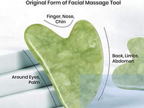A Secret Natural Skincare Tool that Will Cool, Tighten, and Depuff Your Face in Seconds. Dull, Puffy