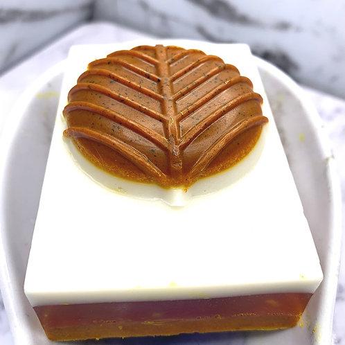 Turmeric + Coconut Milk + Manuka Honey Healing Bar