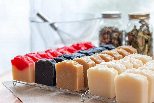 Private Label Cleansing Bar Sample Request