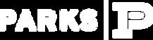 Parks Horizontal White Logo.png