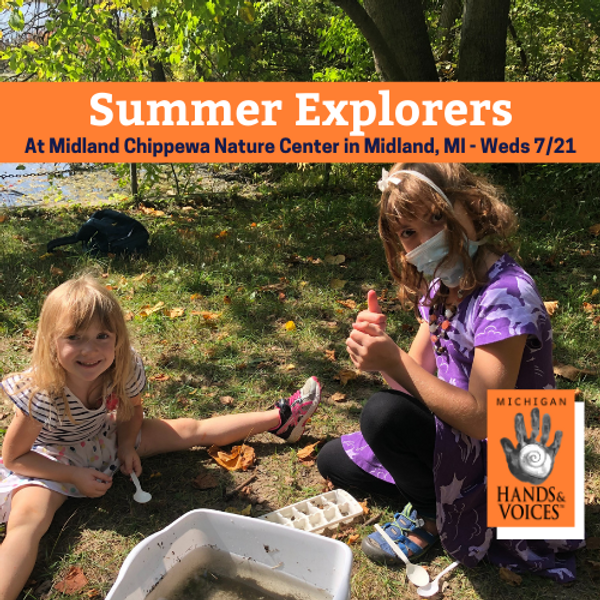 Summer Explorers in Midland