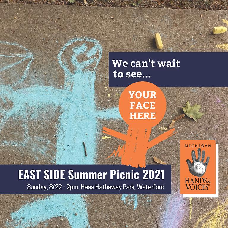 EAST Side Summer Picnic!