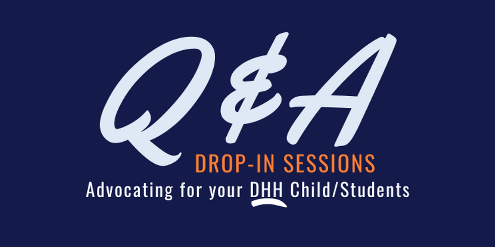 Q&A: Drop-In Session