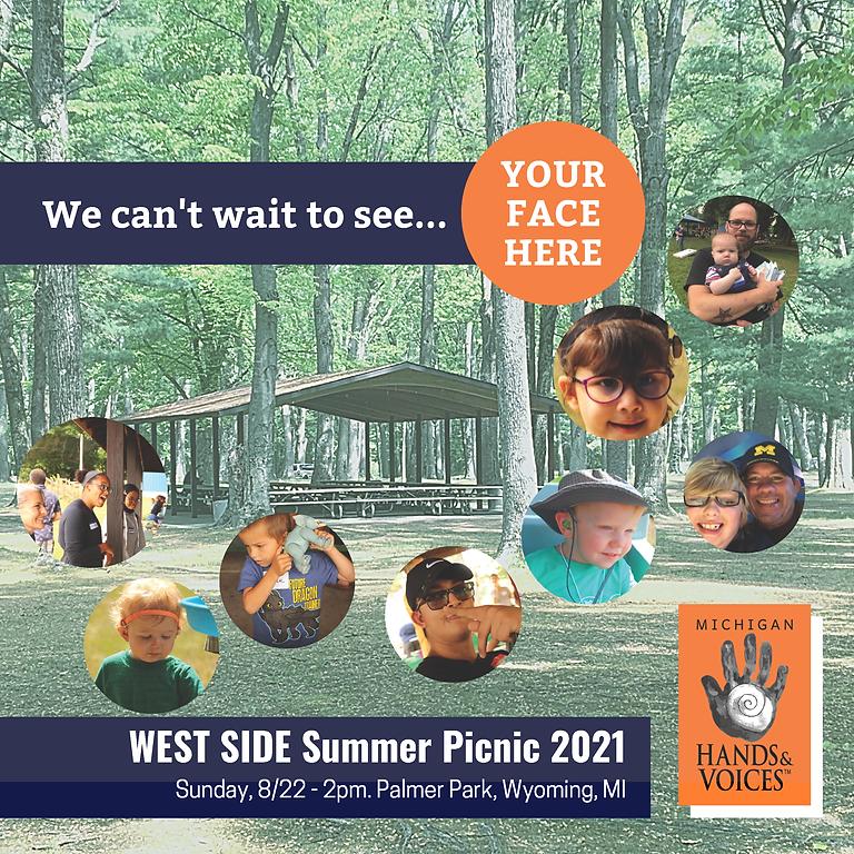 WEST Side Summer Picnic!