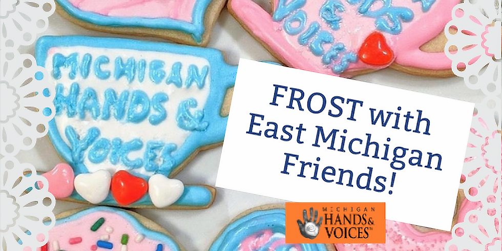 Frost with East Michigan Friends