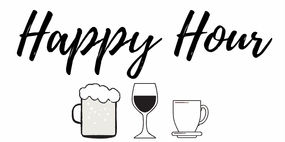 Happy Hour with Michigan Hands & Voices