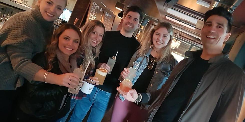 Oslo Cocktail Stories & Befriending