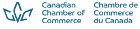 The Canadian Chamber of Commerce - A Business Network to Support the Interests of Canadian Corporati