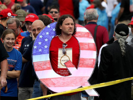 QAnon; The Rise of  a Modern Conspiracy Theory