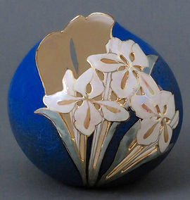 11. Blue Velvet Small Sphere, code 201.