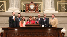 SMCOG Staff Attend Planners' Day at the Capitol