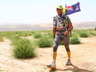 How to Over Achieve - Lessons learnt on 260k run in the Sahara Desert - Marathon Des Sables