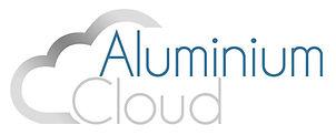 aluminium cloud logo