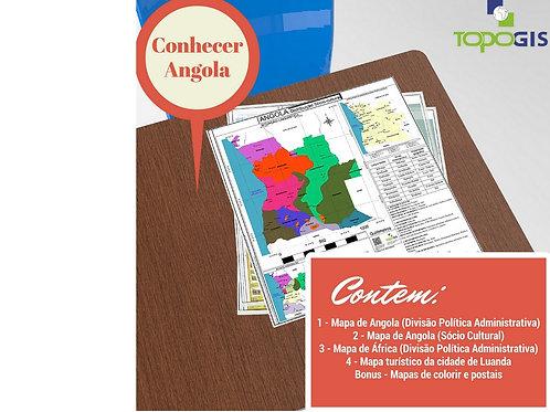 Kit - Conhecer Angola