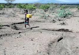 Efeitos da seca em Angola