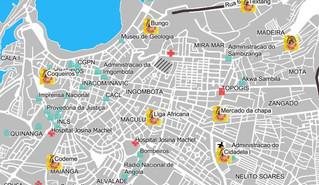6 (Seis) razões para polícia nacional trabalhar com Sistema de Informação Geográfica.