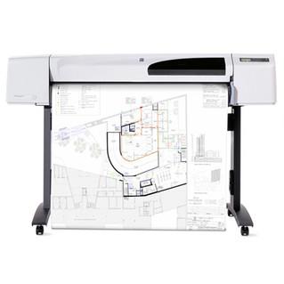 Solução dos ato-lamentos na impressão com as plotters Hp designjet 510 e outros modelos