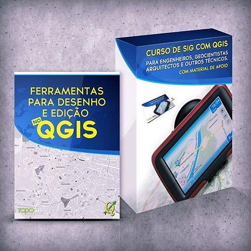 Curso de SIG com QGIS (DVD)