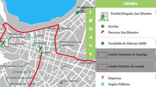 Corrida São Silvetre 2016 - Luanda