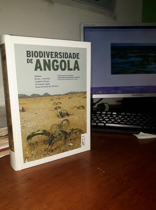 Biodiversidade de Angola é compilado em livro