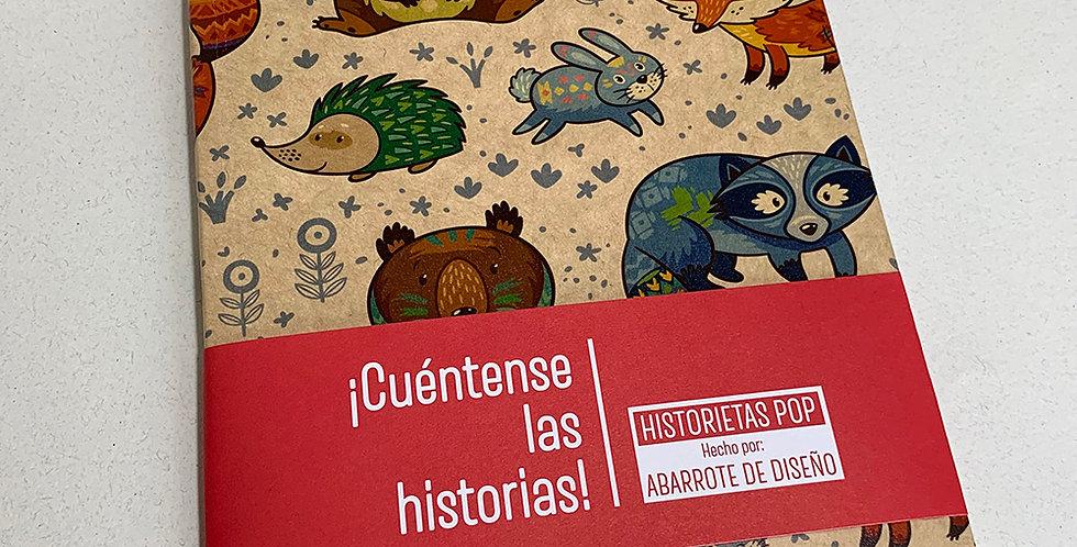 Libreta Historietas Pop 010