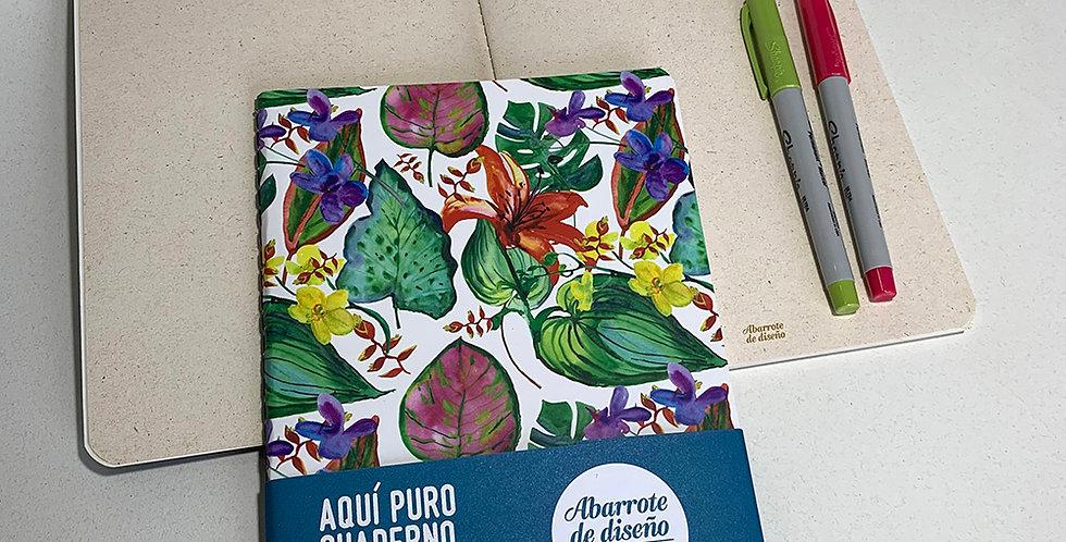 Cuaderno Abarrotero 003