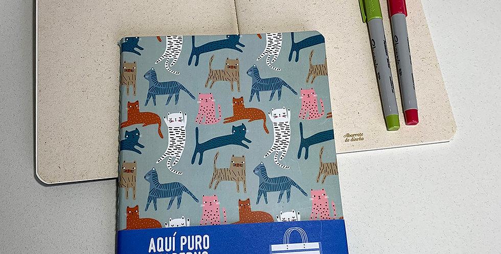 Cuaderno Abarrotero 002