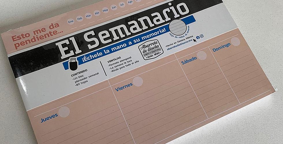 Bloc El Semanario