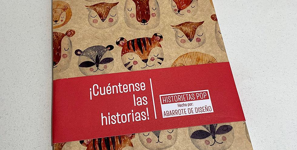 Libreta Historietas Pop 003