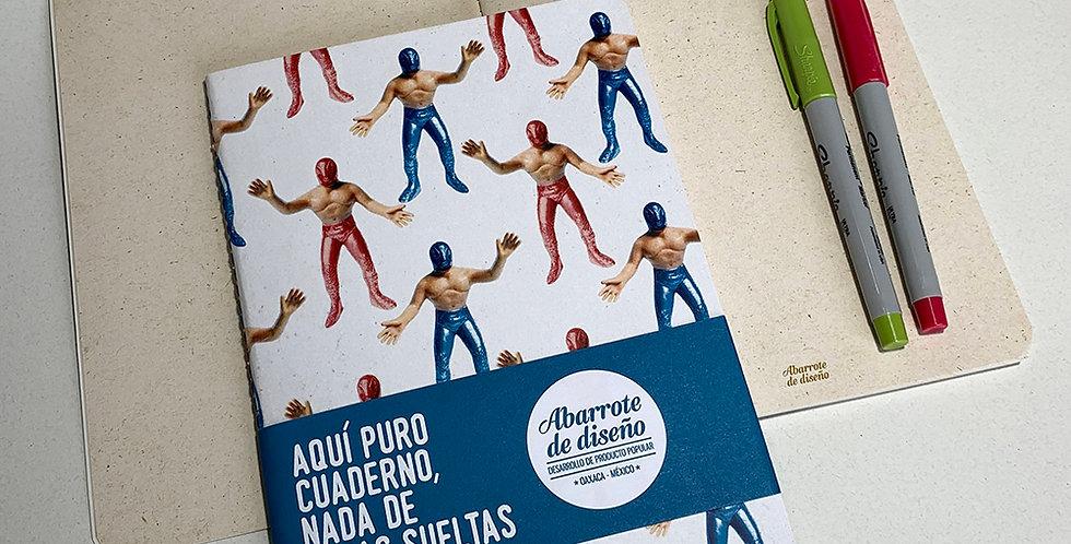 Cuaderno Abarrotero 001