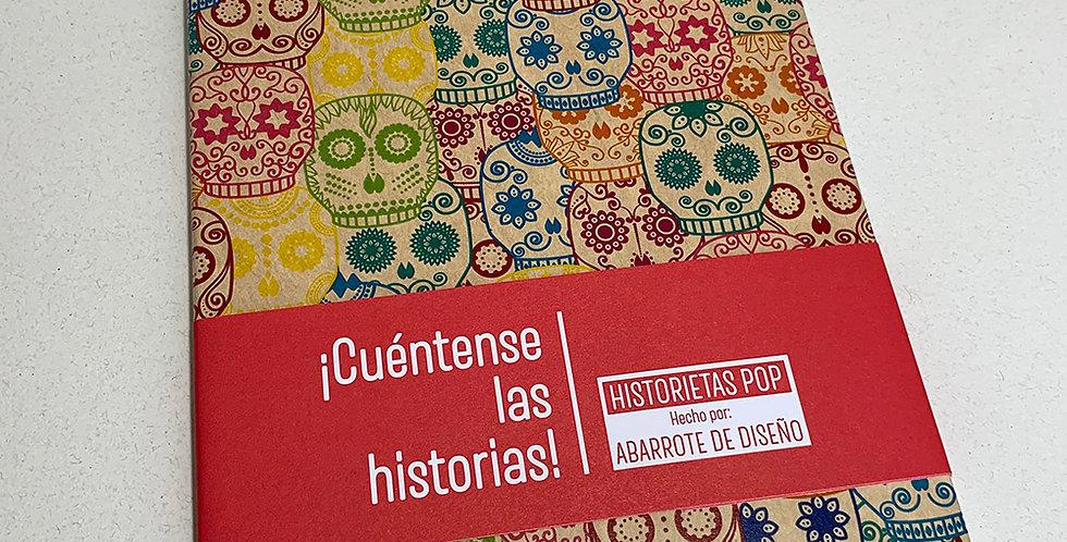 Libreta Historietas Pop 006