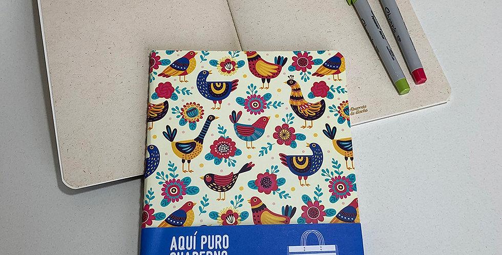 Cuaderno Abarrotero 008