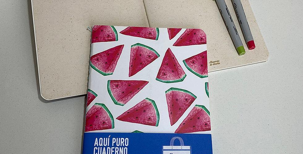 Cuaderno Abarrotero 010