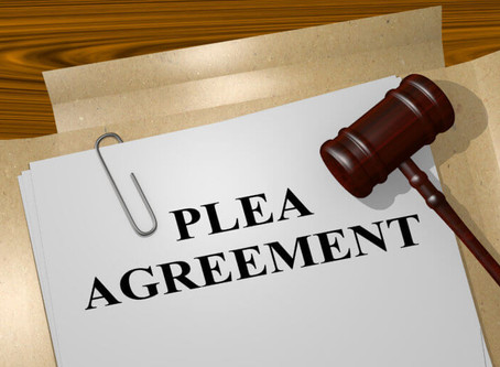 I've Been Charged With A Crime And I Am Thinking About Taking A Plea. Do I Still Need An Attorney?