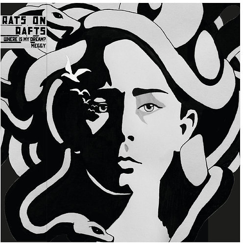 Rats on Rafts - Where Is My Dream 7inch single