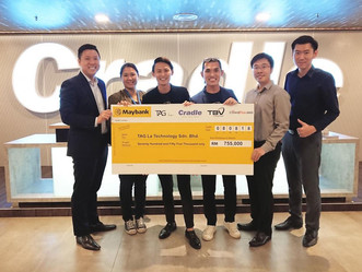 TAG La raises RM755,000 to develop and expand their IoT product-line.