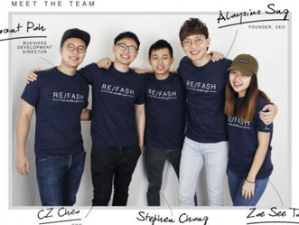 Singapore-based Refash gets US$294K seed funding to help women clear their wardrobe