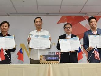 簽署MOU 創力坊鏈結亞洲創業生態圈