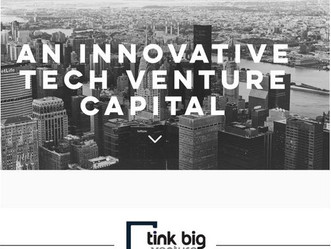 TinkBig, a New Seed & Early-Stage Venture Capital Firm Launched in Malaysia - Part 1