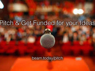 Have a great idea? Pitch it and raise up to RM50,000 in investment capital to realise it.