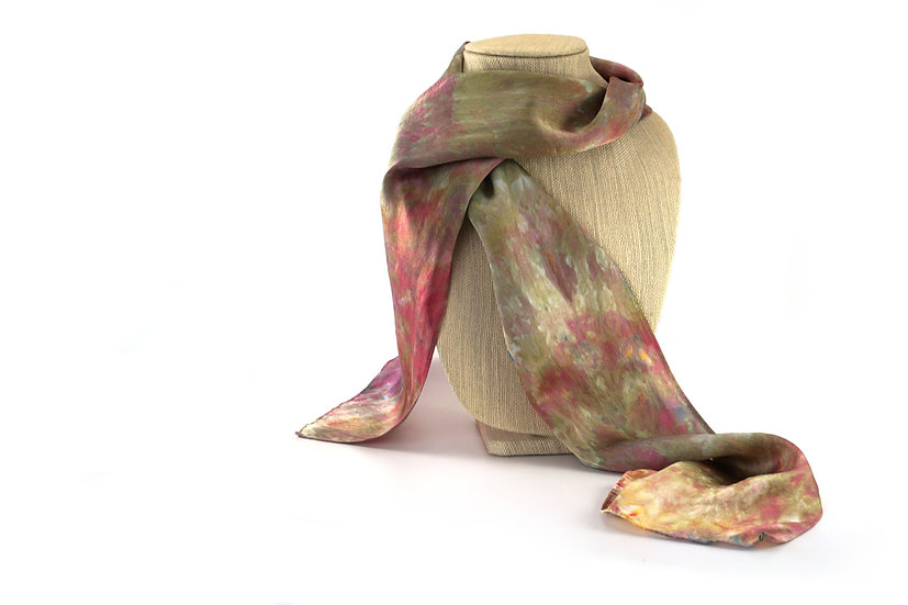 The Endere | Skinny Scarf