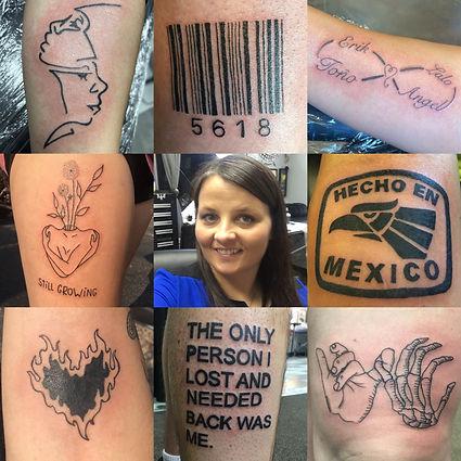 Allison Henry Tattoo